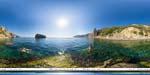 Яшмовый пляж: бархатный сезон