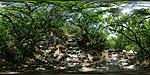монастырская лестница к Яшмовому пляжу