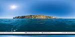 Яшмовая лагуна: вид с моря