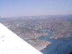Вид на Балаклаву сверху