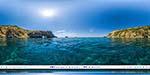 грот Дианы и пляж Каравелла